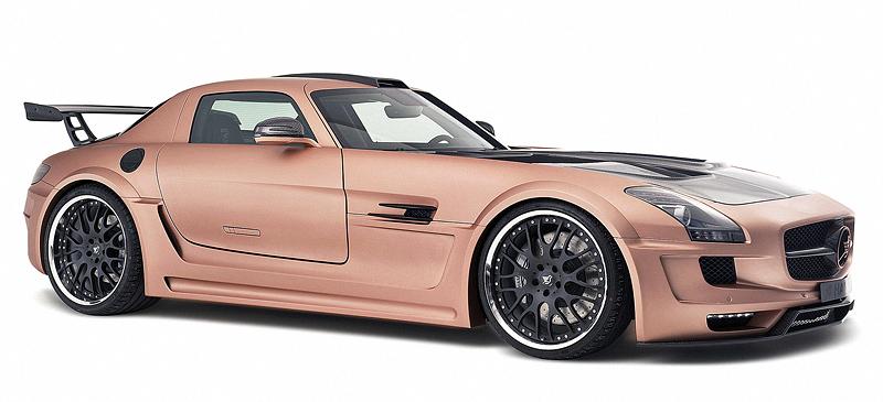 2011 mercedes benz sls amg hamann hawk specifications for Mercedes benz hamann