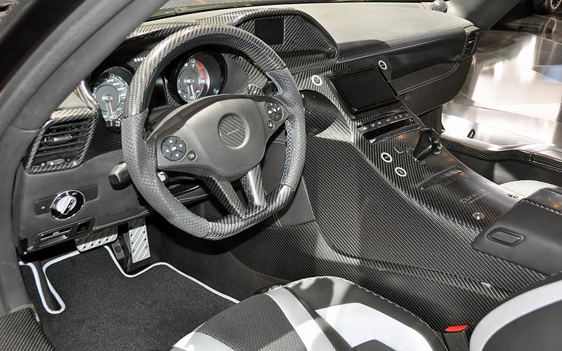 2011 Mercedes Benz Sls Amg Mansory Cormeum