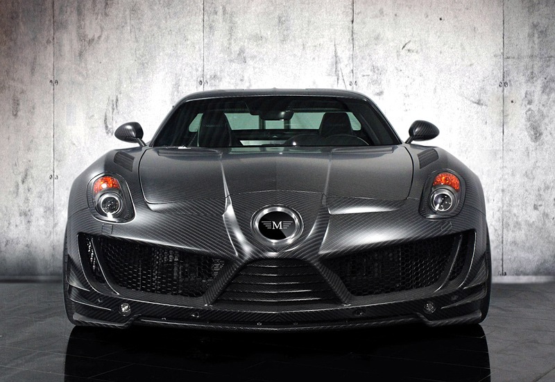 2011 mercedes benz sls amg mansory cormeum for Mercedes benz sls amg cost