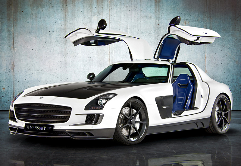 2011 mercedes benz sls amg mansory specifications photo for What is the fastest mercedes benz car