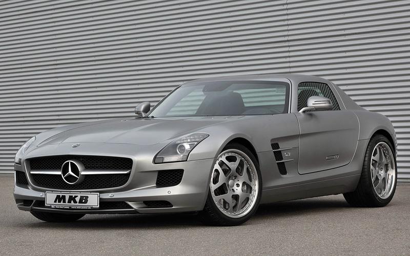 2011 Mercedes Benz Sls Amg Mkb P640 Specifications