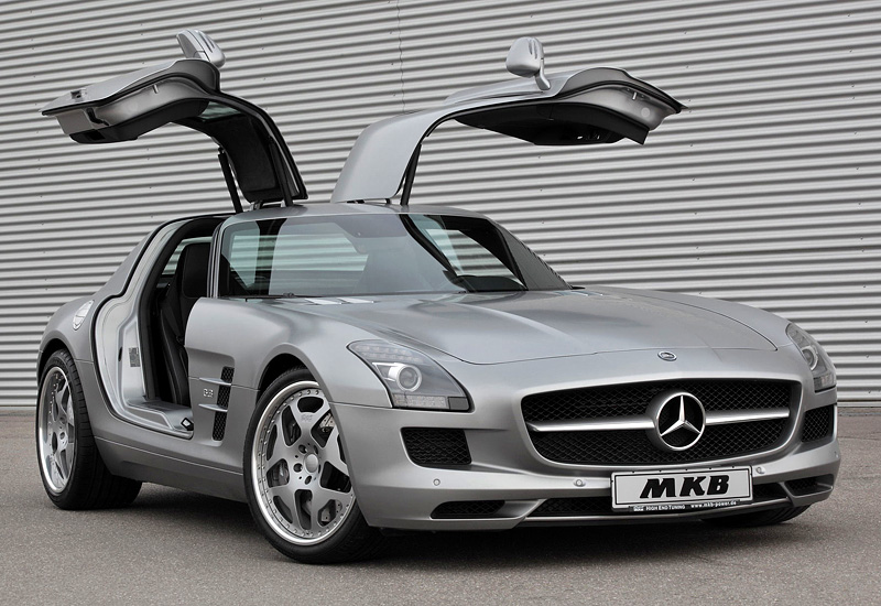 2011 Mercedes Benz Sls Amg Mkb P640 Specifications