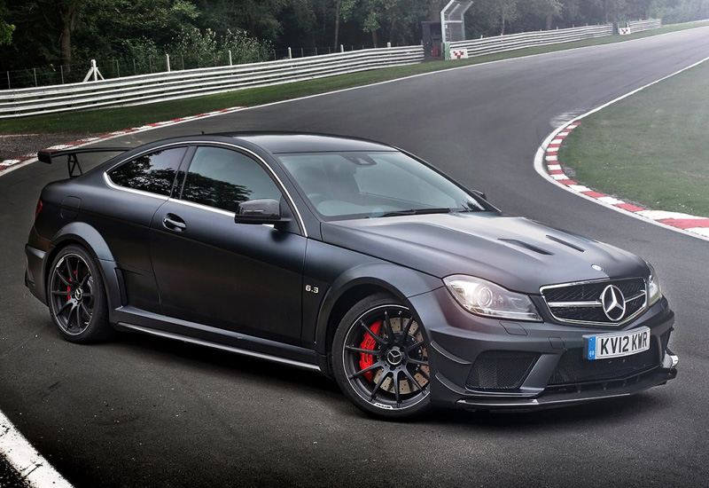 2012 mercedes benz c 63 amg coupe black series for Mercedes benz black series price