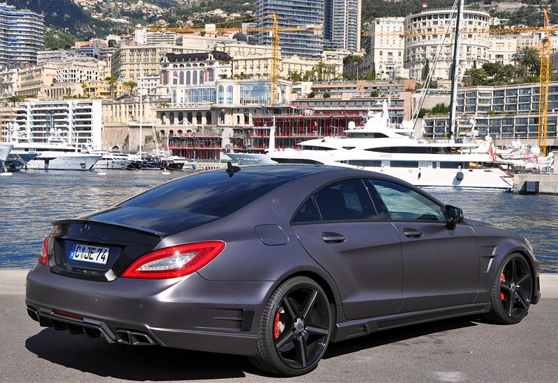 2012 Mercedes Benz Cls 63 Amg German Special Customs