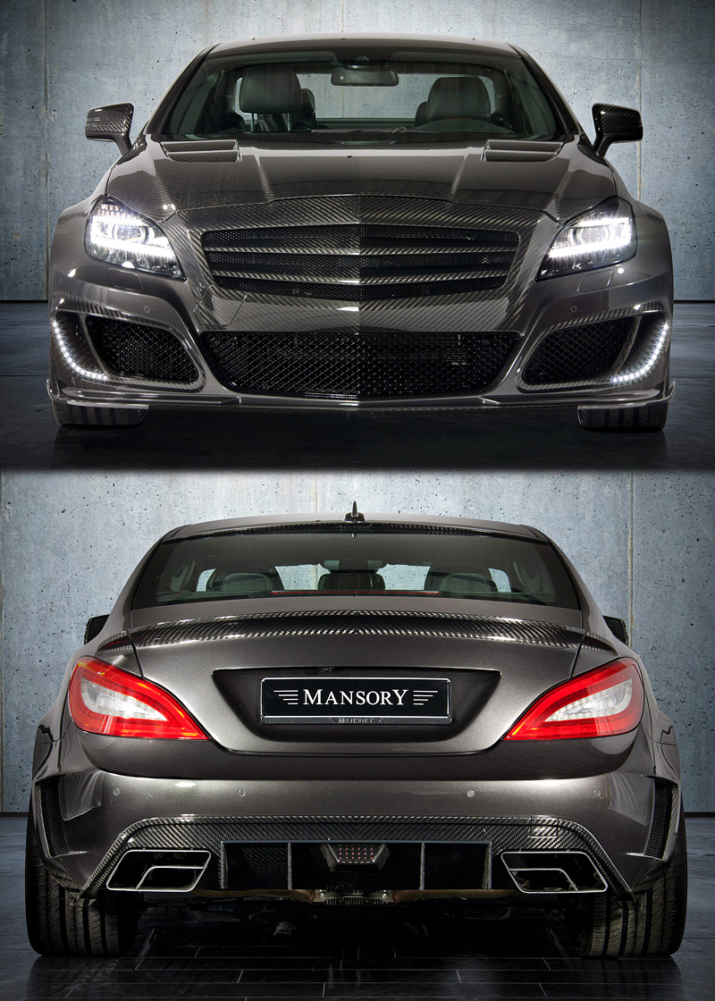 2012 Mercedes Benz Cls 63 Amg Mansory Specifications