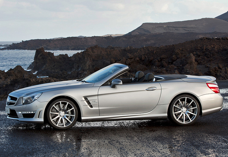 2012 mercedes benz sl 63 amg r231 specifications for Mercedes benz sl 63 amg