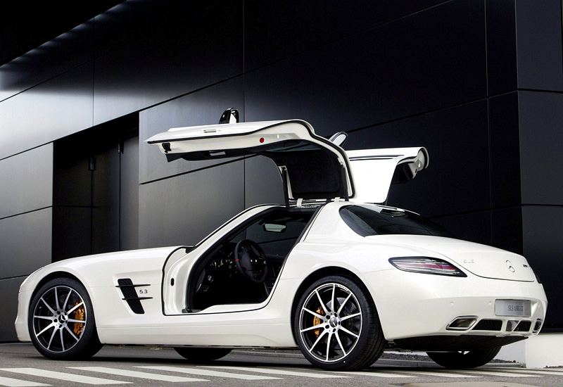 2012 Mercedes Benz Sls Amg Gt Specifications Photo
