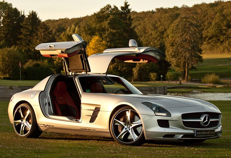 2012 mercedes benz sls amg mcchip dkr mc700. Black Bedroom Furniture Sets. Home Design Ideas