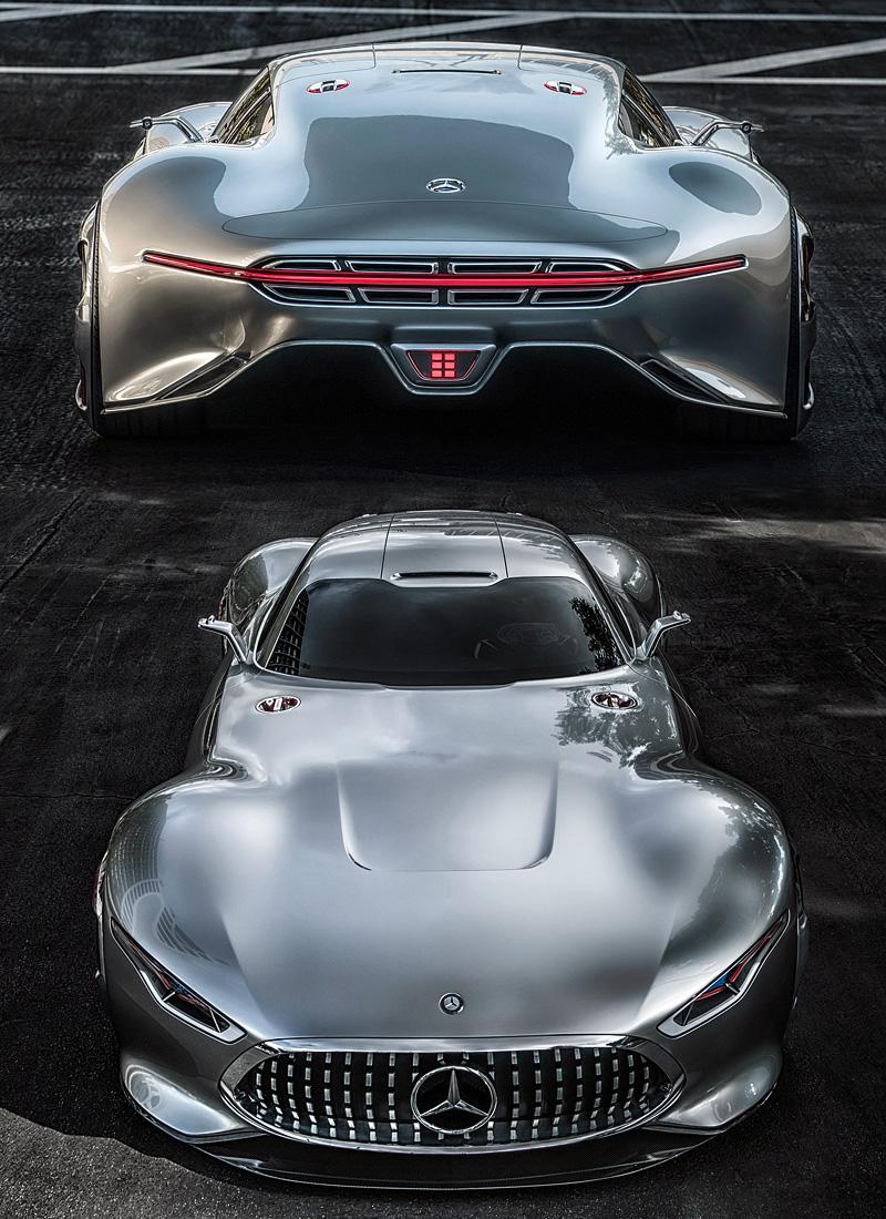 2013 mercedes benz amg vision gran turismo concept for Mercedes benz amg vision gt price
