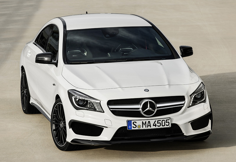 2013 Mercedes Benz Cla 45 Amg C117 Specifications
