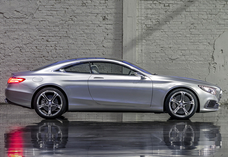 2013 mercedes benz concept s class coupe specifications. Black Bedroom Furniture Sets. Home Design Ideas