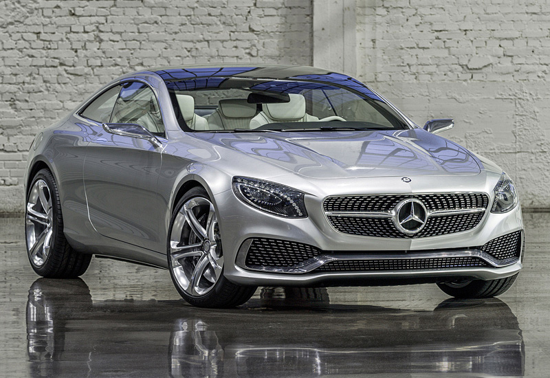 2013 mercedes benz concept s class coupe specifications photo price information rating. Black Bedroom Furniture Sets. Home Design Ideas