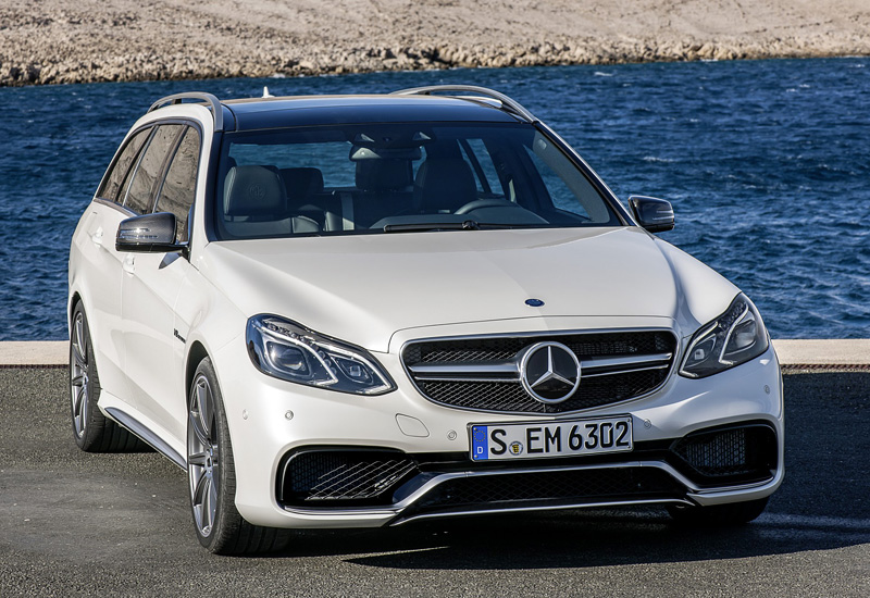 2013 Mercedes-Benz E 63 AMG S-Model Estate (S212) - specifications, photo, price, information ...