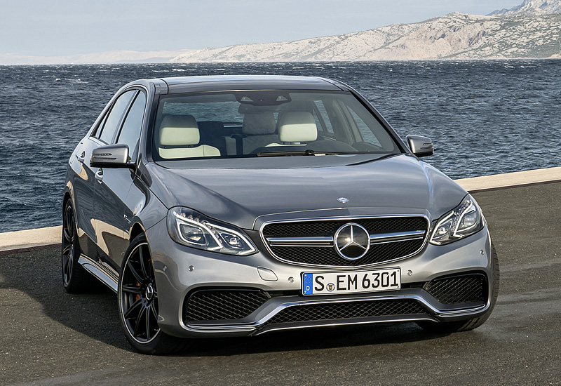 2013 Mercedes-Benz E 63 AMG 4Matic (W212)