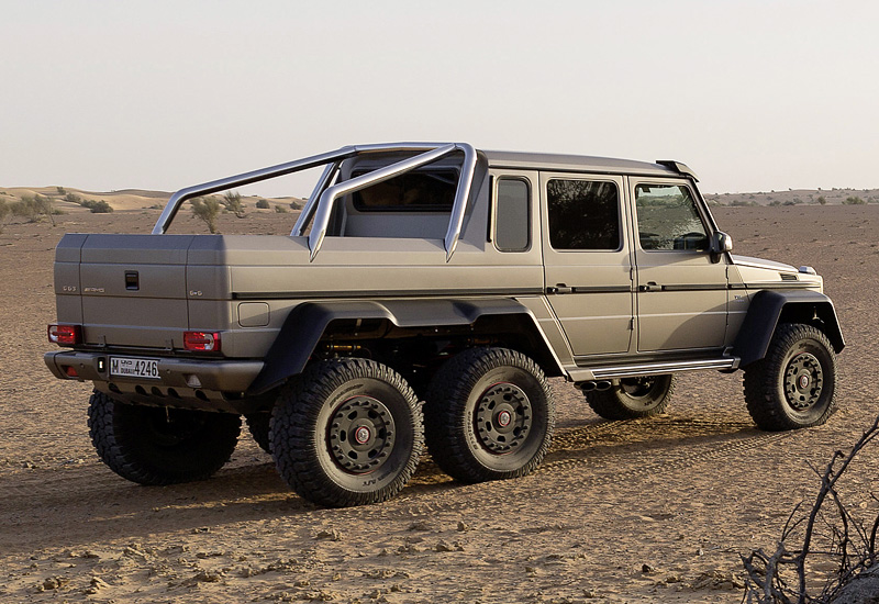 Mercedes 6x6 price autos post for Mercedes benz g class 6x6 price
