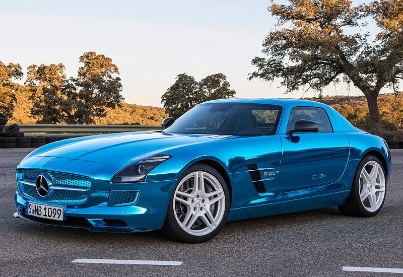 2013 mercedes benz sls amg electric drive specifications for Mercedes benz sls price