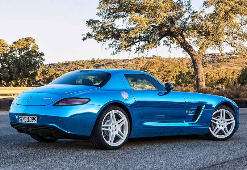 2013 mercedes benz sls amg electric drive specifications for Mercedes benz sls amg electric drive price