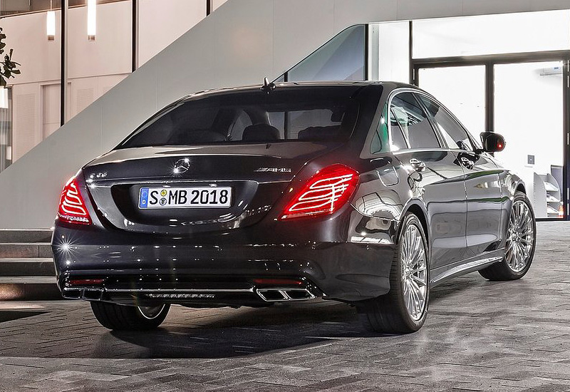 2014 Mercedes Benz S 65 Amg V222 Specifications Photo Price Information Rating