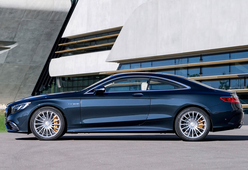 2014 Mercedes-Benz S 65 AMG Coupe (C217) - specifications ...