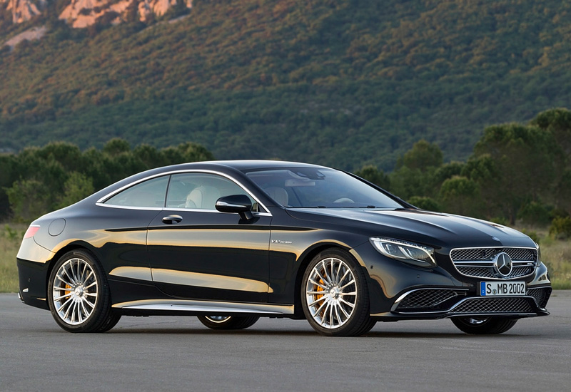 2014 Mercedes Benz S 65 Amg Coupe C217 Specifications