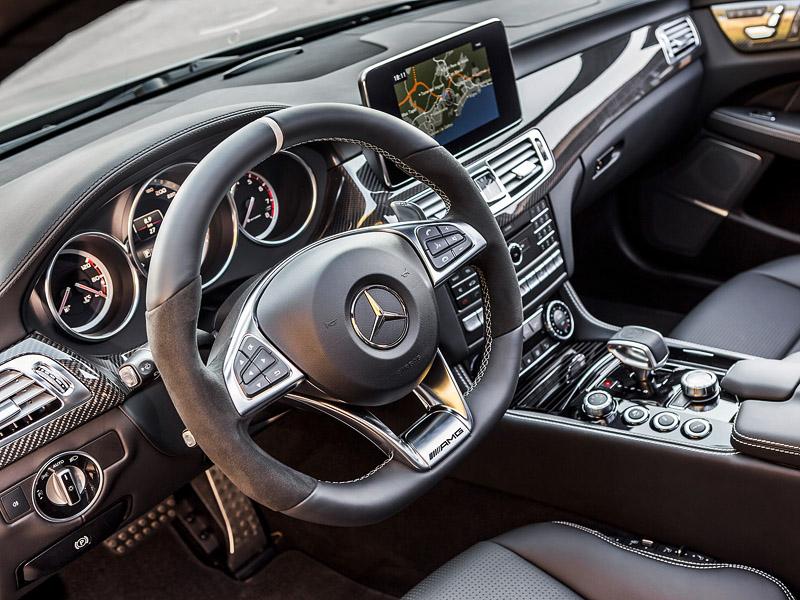 2015 Mercedes Benz Cls 63 Amg S Model 4matic C218