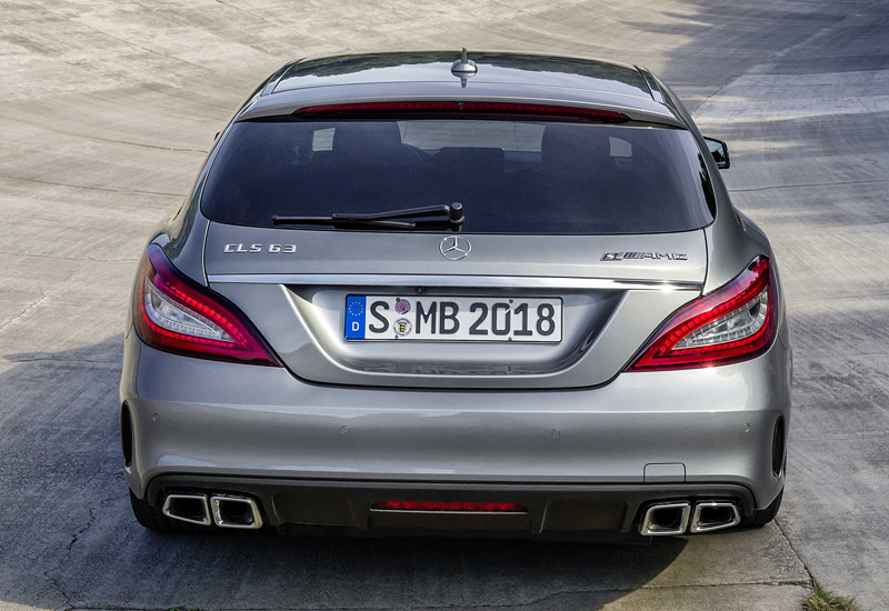 2015 mercedes benz cls 63 amg shooting brake s model for Mercedes benz cls63 price