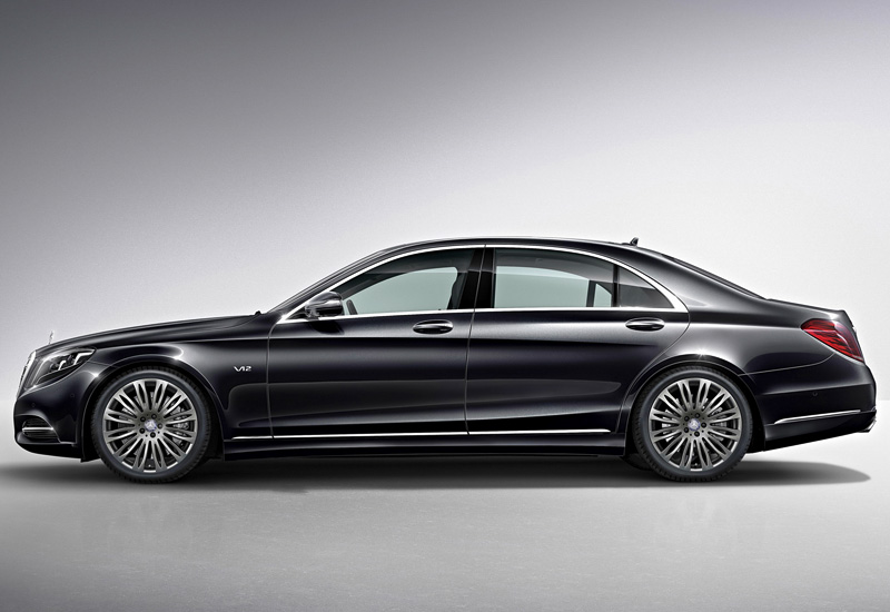 2015 Mercedes Benz S 600 V222 Specifications Photo
