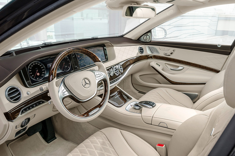 2015 Mercedes Maybach S 600 Specifications Photo Price
