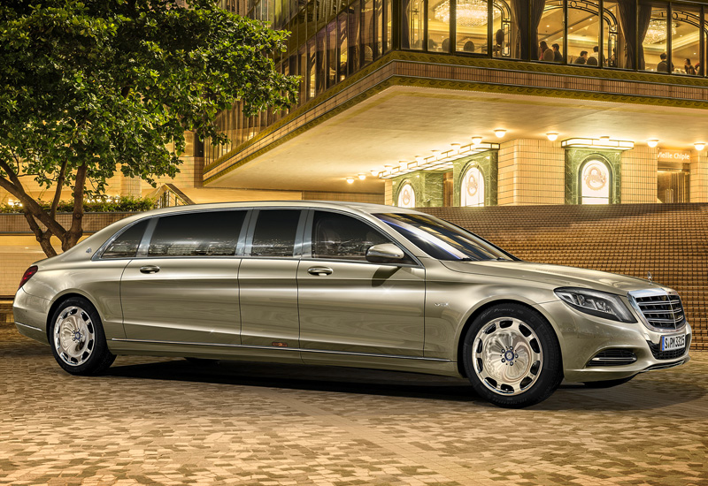 2016 mercedes maybach s600 pullman specifications photo for Mercedes benz maybach 6 price