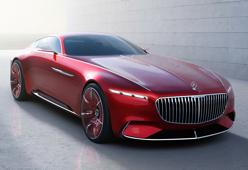 2016 mercedes maybach 6 vision concept specifications photo price information rating. Black Bedroom Furniture Sets. Home Design Ideas