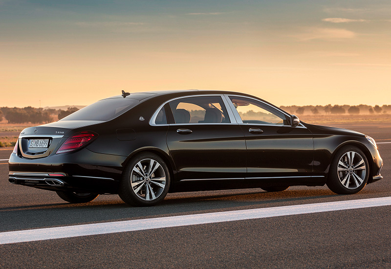 200 Kph To Mph >> 2018 Mercedes-Maybach S 650 - specifications, photo, price ...