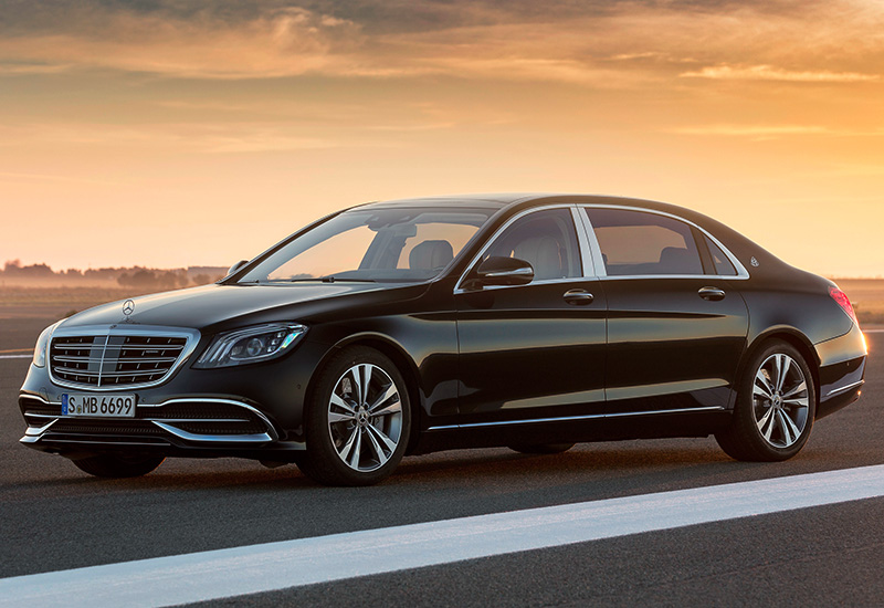 2018 mercedes-maybach s 650 - specifications, photo, price