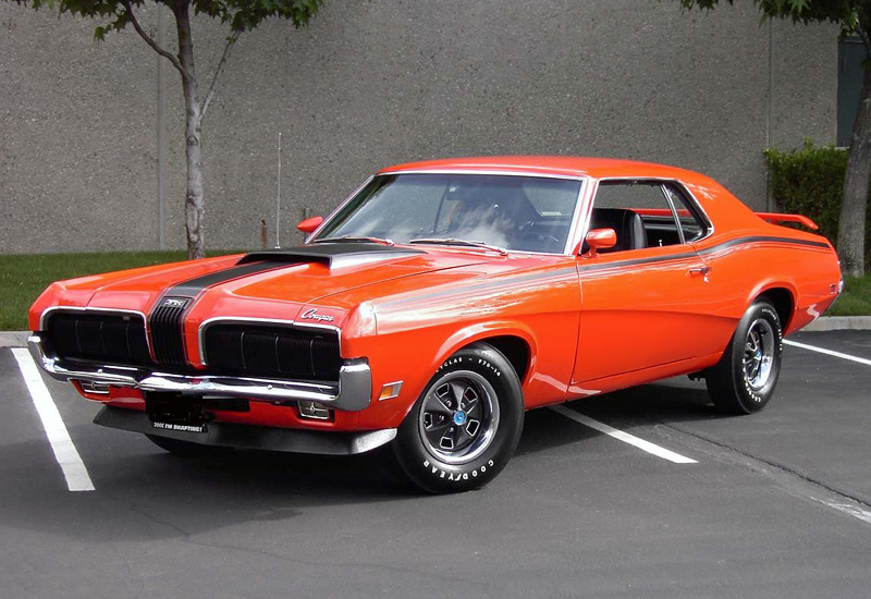 1970 Mercury Cougar Eliminator Boss 429 Specifications