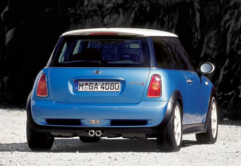 2001 Mini Cooper S Specifications Photo Price