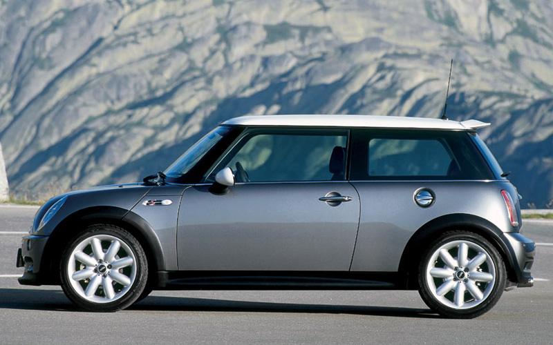 2001 Mini Cooper S - specifications, photo, price ...