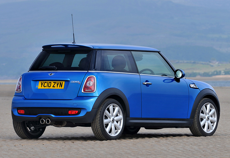 2007 Mini Cooper S Specifications Photo Price Information Rating