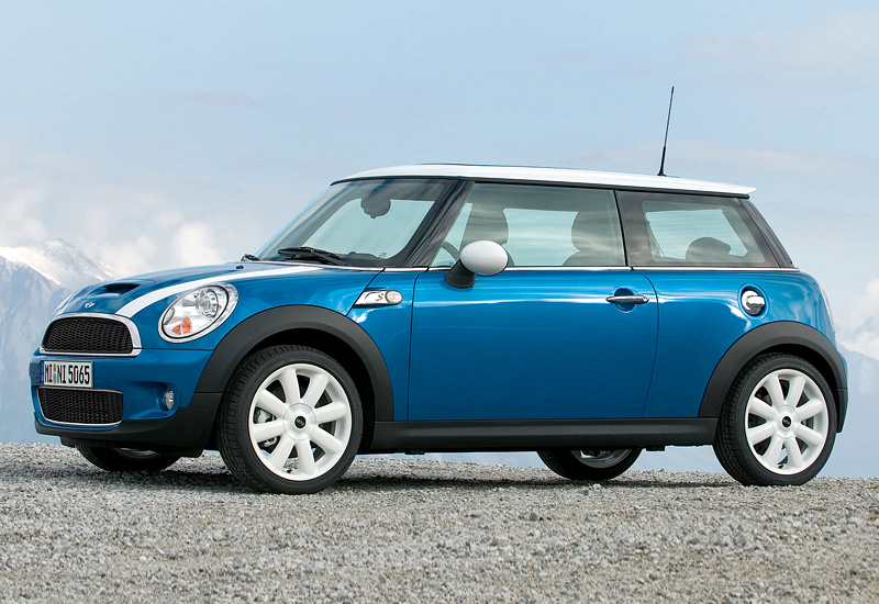 2007 mini cooper s specifications photo price information rating. Black Bedroom Furniture Sets. Home Design Ideas