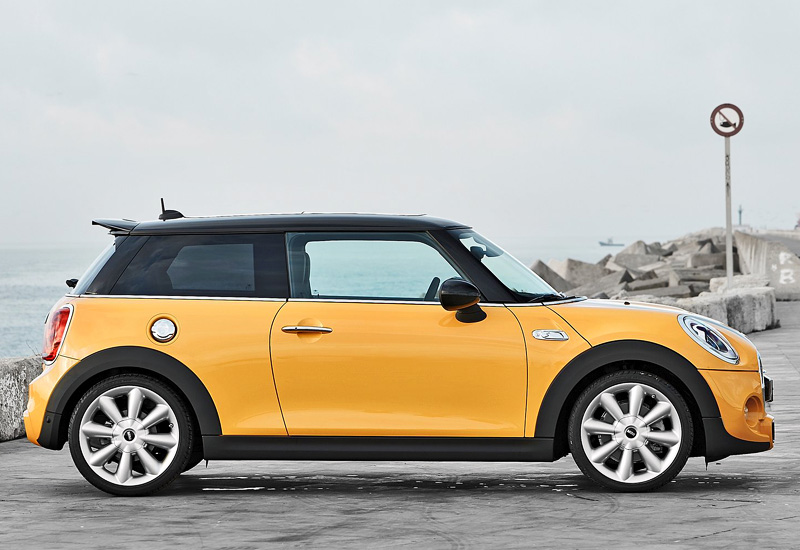 2014 mini cooper s f56 specifications photo price information rating. Black Bedroom Furniture Sets. Home Design Ideas