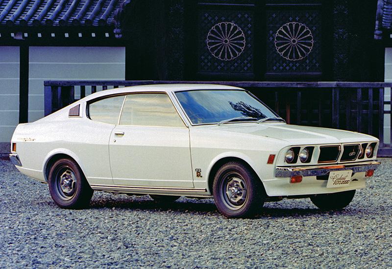1973 Mitsubishi Galant GTO 2000 GS-R - specifications ...