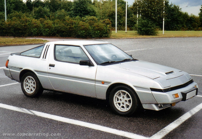 1982 Mitsubishi Starion Turbo Gsr X Specifications