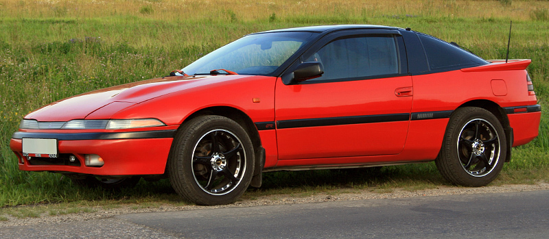 1994 Mitsubishi Eclipse Gsx