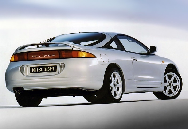 1995 Mitsubishi Eclipse Gsx 2g D30 Specifications