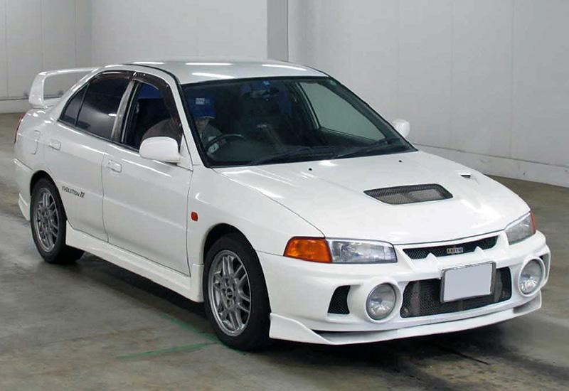1996 Mitsubishi Lancer Gsr Evolution Iv Cn9a