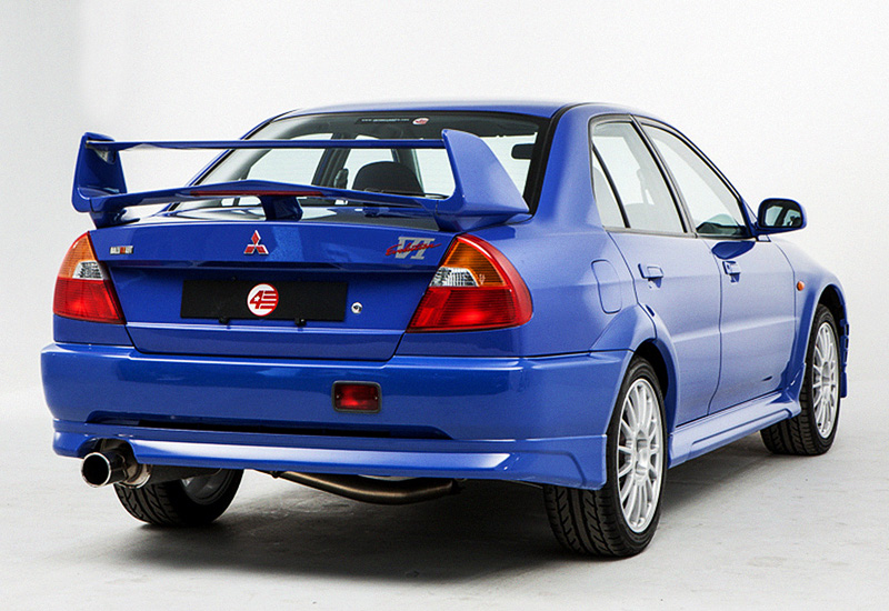 1999 Mitsubishi Lancer GSR Evolution VI - specifications ...