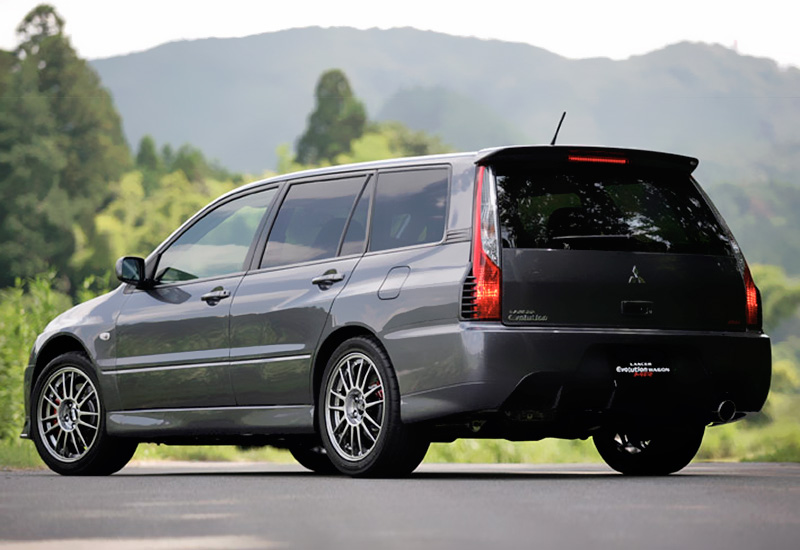 2006 Mitsubishi Lancer Evolution IX Wagon MR - specifications, photo, price, information, rating
