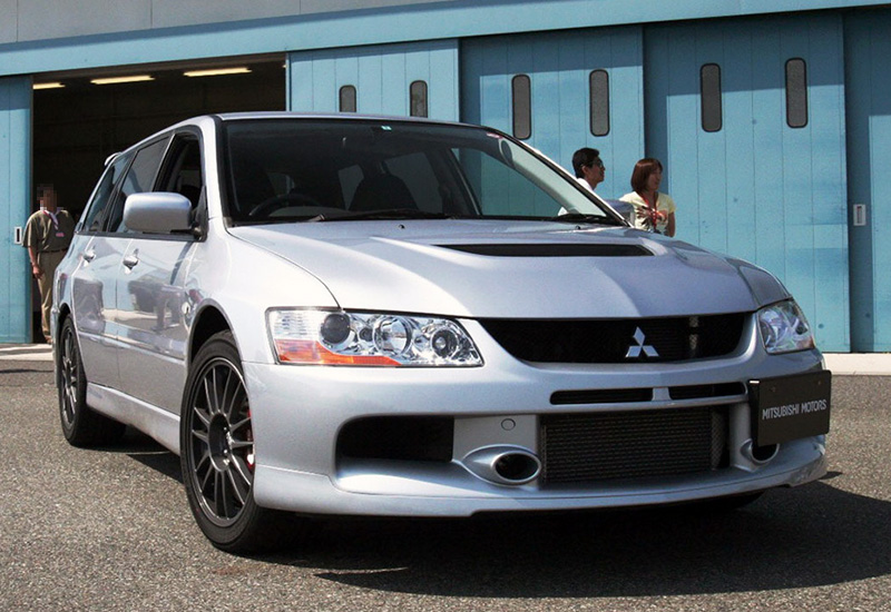 2006 Mitsubishi Lancer Evolution Ix Wagon Mr