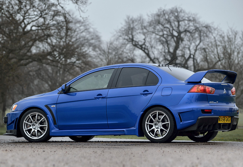 2009 Mitsubishi Lancer Evolution X Fq 400 Specifications Photo Price Information Rating