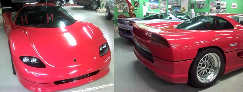 200 Kph To Mph >> 1992 Monteverdi Hai 650 F1 - specifications, photo, price ...