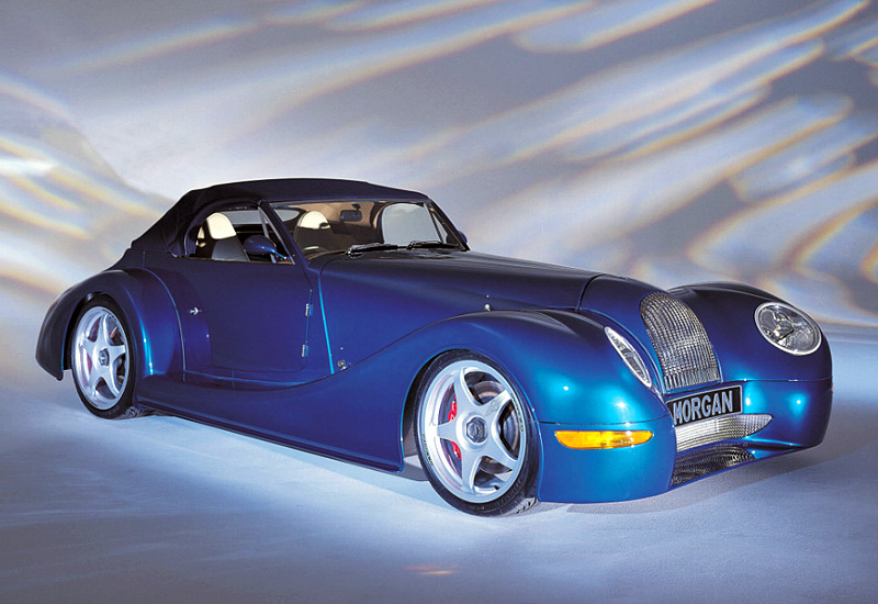 2001 morgan aero 8 specifications photo price