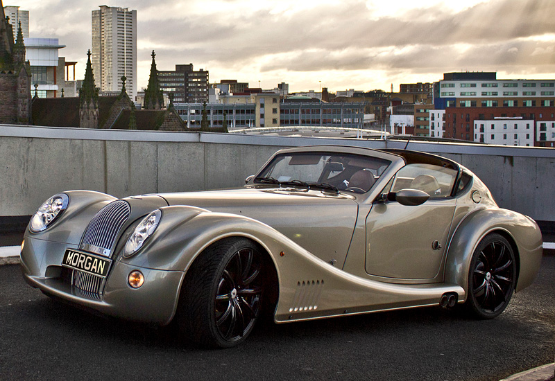 2010 Morgan Aero Super Sports Specifications Photo